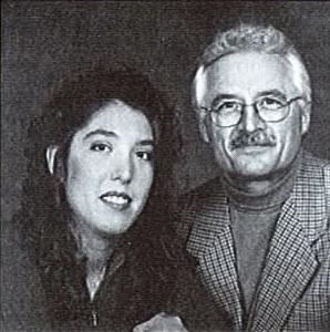 Mélanie Trottier et Robert De Roy