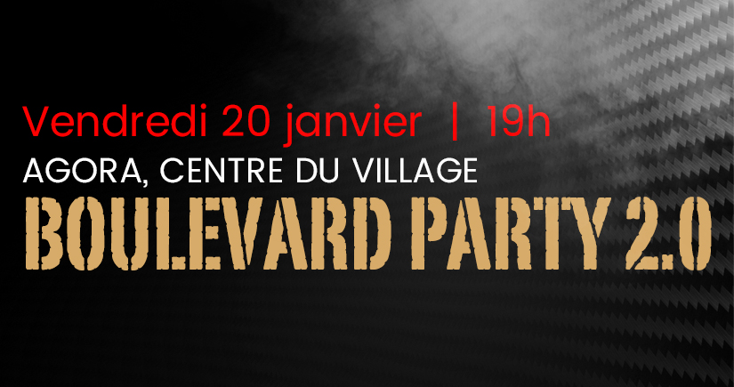 Boulevard Party 2.0