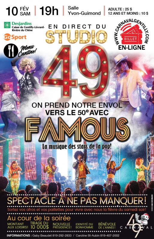 La 49e édition du Carnaval de Gentilly se termine en grand!